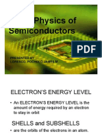 Physics of Semiconductors