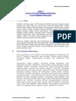 Refinery 05 - Catalytic Reforming Process