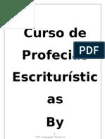 CURSO DE PROFECIAS BÍBLICAS