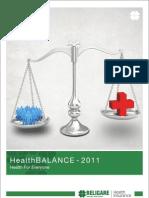 Health Balance - 2011