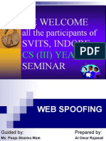 Web Spoofing Presentation