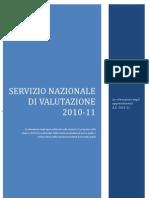 Appendice 12 Scheda Risposta Prova Nazionale I Second Aria I Grado Classe III