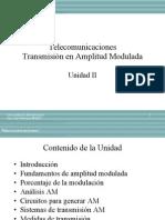 Transmisión en Amplitud Modulada