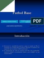 Ftbol Base Amorrortu