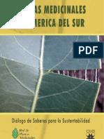 Restauración plantas medicinales
