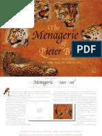 Menagerie of Pieter Boel