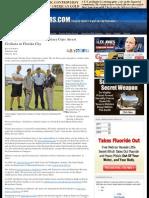 Posse Comitatus is Dead in Homestead, Florida