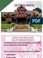 Kesan Pengaruh Islam