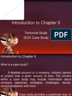 Lecture 5 - Chapter 2 Technical Study