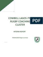 CLiRCC Mid Programme Report