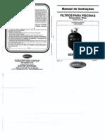 Manual de Instruções Filtros CFA