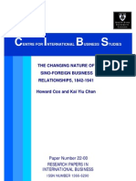 Changing Nature of Ib