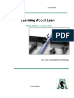 Learning About Lean