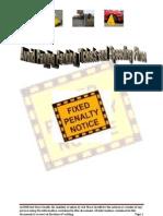 Parking Tickets and Speeding Fines