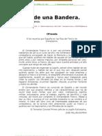 Francisco Franco Diario de Una Bandera