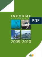 IBERDROLA Proyectos de Innovación I+D+i 2009-2010