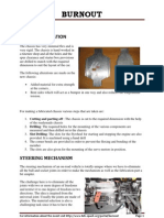 Chassis Fabrication and Steering Mechanism