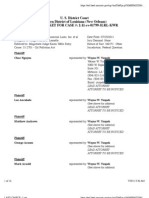 NGUYEN et al v. AMERICAN COMMERCIAL LINES, INC. et al Docket