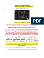 Scribd - Lies- Out of Touch With Reality