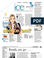 The August Voice 2011