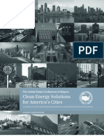U.S. Mayor's Clean Energy Report 2011