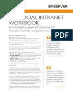 EPiServer Whitepaper SocialIntranet