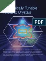 MechanicallytunablePhotonicCrystals