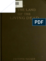 In the Land of the Living Dead - Occult Story - Published by Rosicrucian Fellowship (194 Pgs)