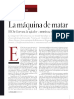 Álvaro Vargas Llosa -  El Ché. La máquina de matar.