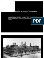 Photos Reforma de Paris
