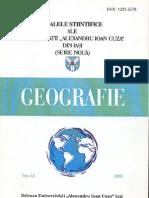 analele geo 2005