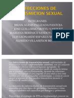 Infecciones de Transmicion Sexual Escrito
