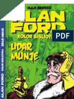 Alan Ford Kolor Broj 2 Udar Munje