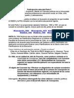 Educacion Participación educada Parte 3 Antolin Lopez