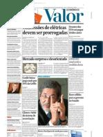 VALOR ECONÔMICO_Concessoes de elétricas devem ser prorrogadas001