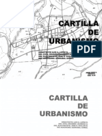 Cartilla de Urbanismo