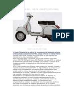 datos tecnicos px150