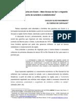 A identidade gaúcha em Coxim – Mato Grosso do Sul