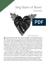 Healing Spirit of Rumi.dec 2010