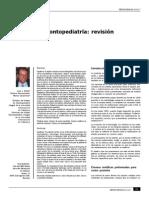Coronas en odontopediatria revisión bibliografica