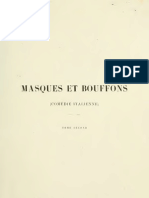 Masques Et Bouffons Vol02