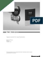 Manual flujómetro Coriolis.34VF2528