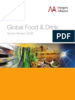 Global Food Drink Sector Review MA
