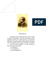 Léon Bloy por José María Vargas Vila