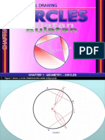 Engineering Drawing Form 4 Circles