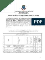 342_EXTRATO DO EDITAL DE ABERTURA DE CONCURSO PÚBLICO n 01 2011
