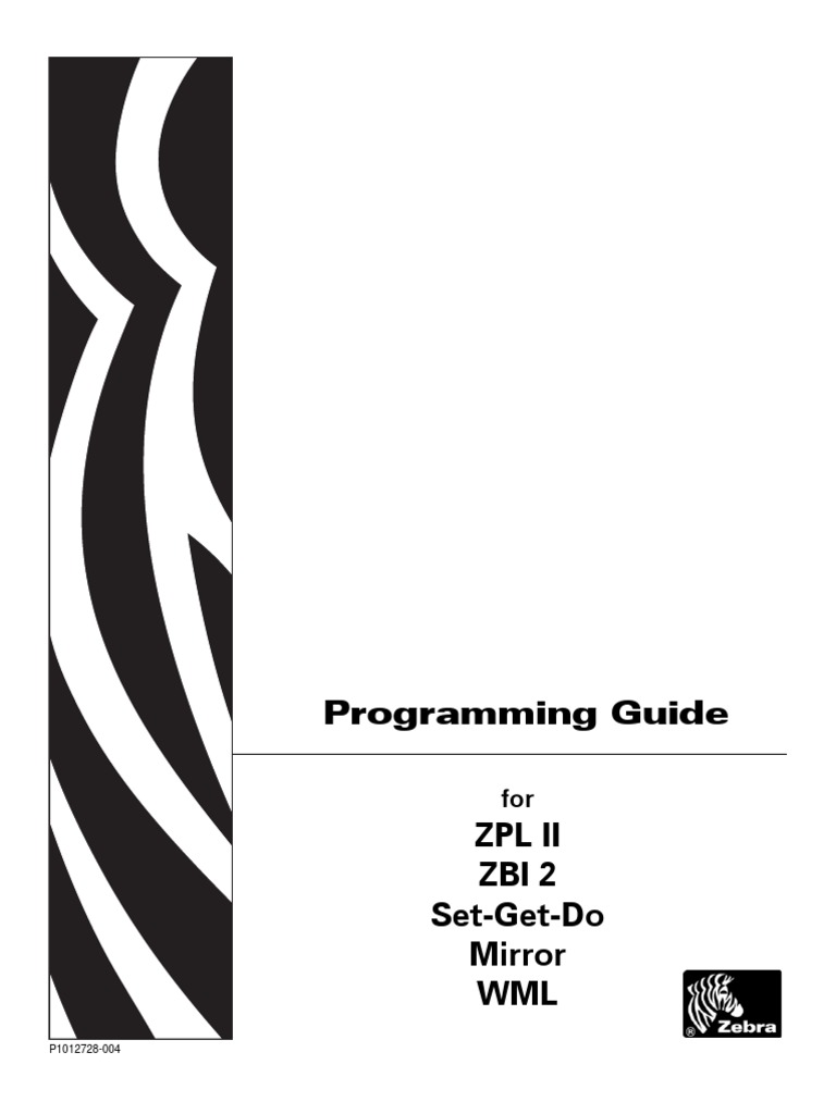 ZPL Code Programming | Comma Separated Values | Computing