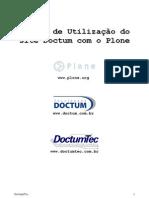 Manual Do Site