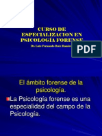 CONFERENCIA PSICOLOGIA FORENSE DR- Luis Fernando Ruiz Ramirez 1
