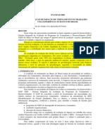 Avaliação de impacto de treinamento no trabalho - uma experiência no Banco do Brasil